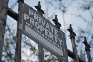 Point Pleasant NJ Trespassing Lawyer