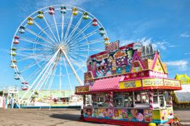 Arrested at Amusement Park Jersey Shore